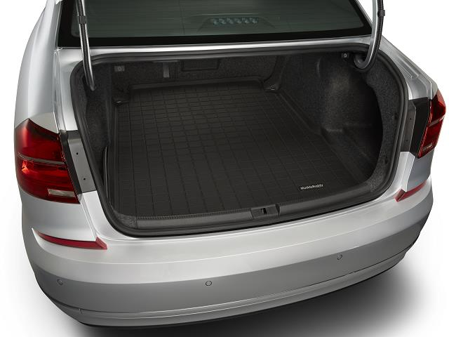 Diagram MuddyBuddy™ - Trunk Liner - Black (561061161) for your Volkswagen Passat