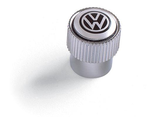 Diagram Valve Stem Caps - Black on Silver (ZVW355005A) for your Volkswagen Passat